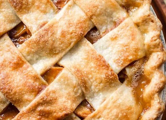 """5"""" Southern Peach Pie"""