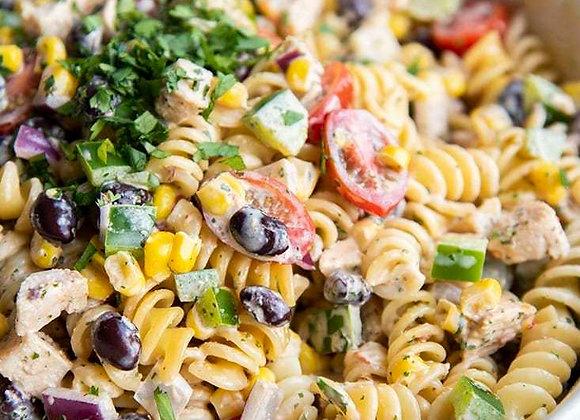Southwest Ranch Pasta Salad