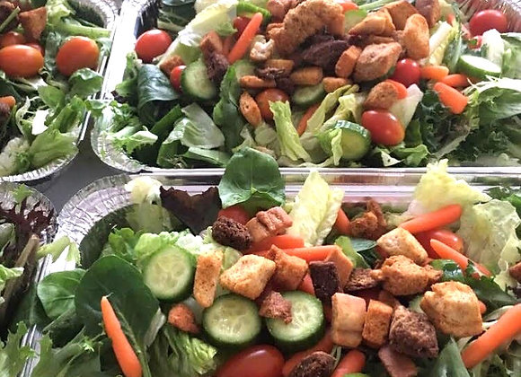 Garden Salad w/Ranch