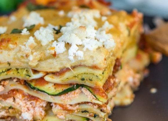 Vegan Ravioli Lasagna