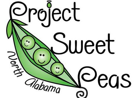 Charity Spotlight!  Project Sweet Peas