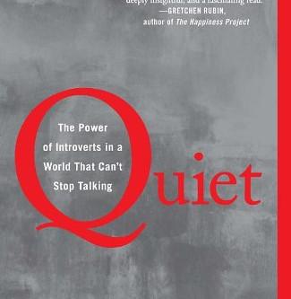 Book Spotlight/Quiet