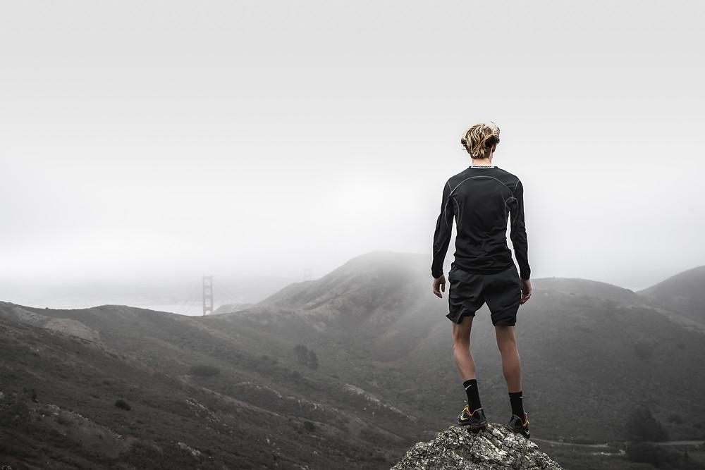 Runner in SF