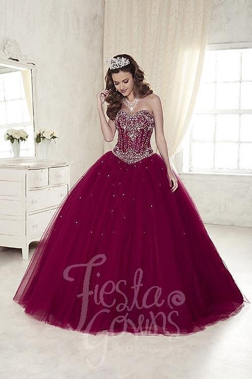 Fiesta Gowns 56305