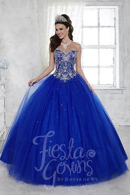 Fiesta Gowns 56281