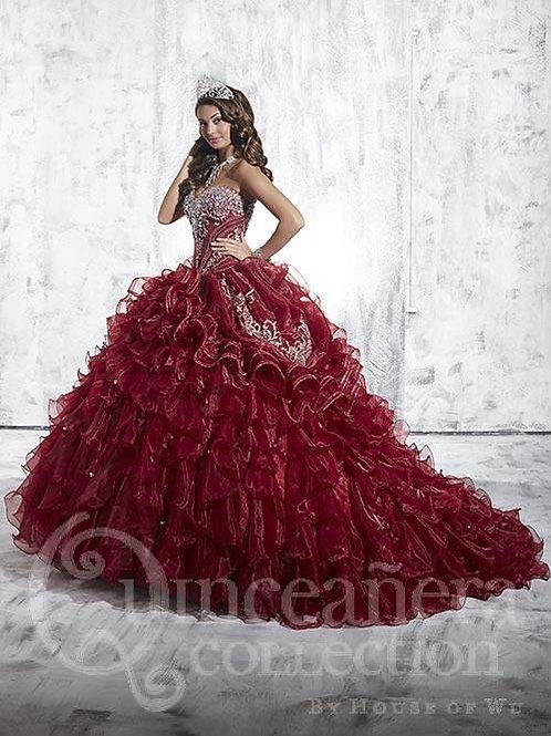 Quinceañera Collection 26769