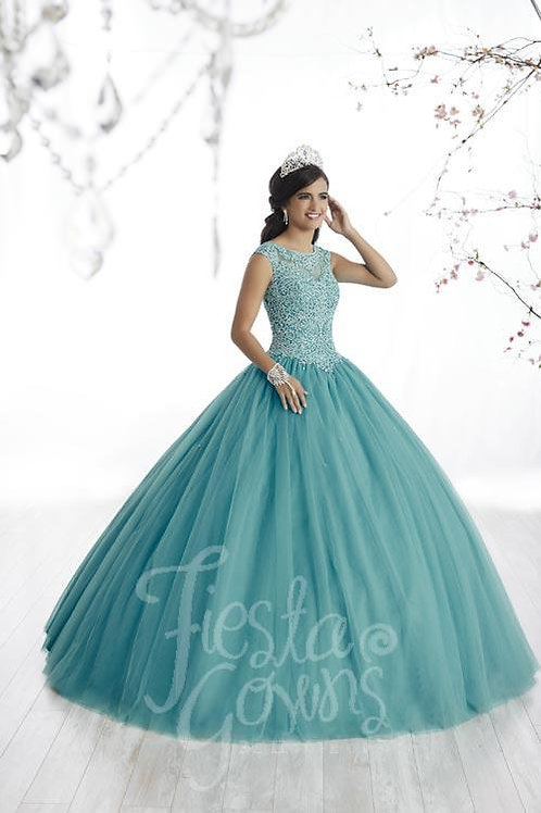 Fiesta Gowns 56329