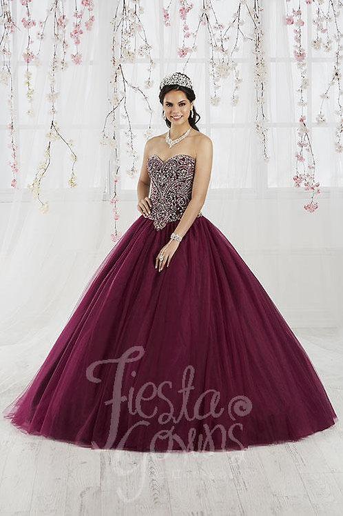 Fiesta Gowns 56366