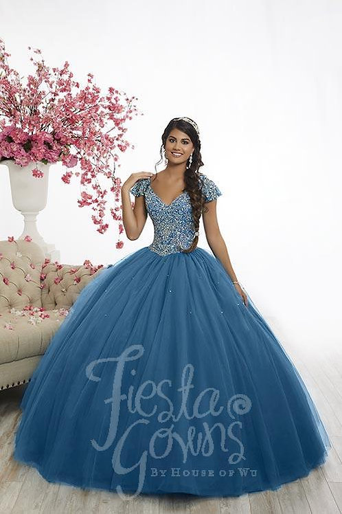 Fiesta Gowns 56335