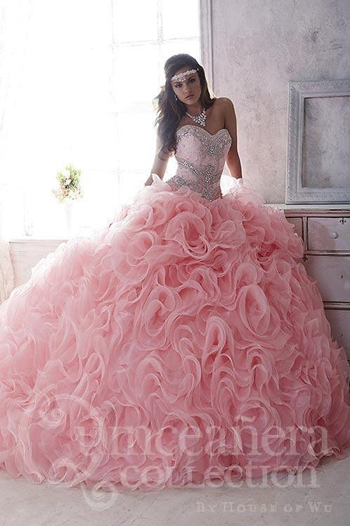 Quinceañera Collection 26801
