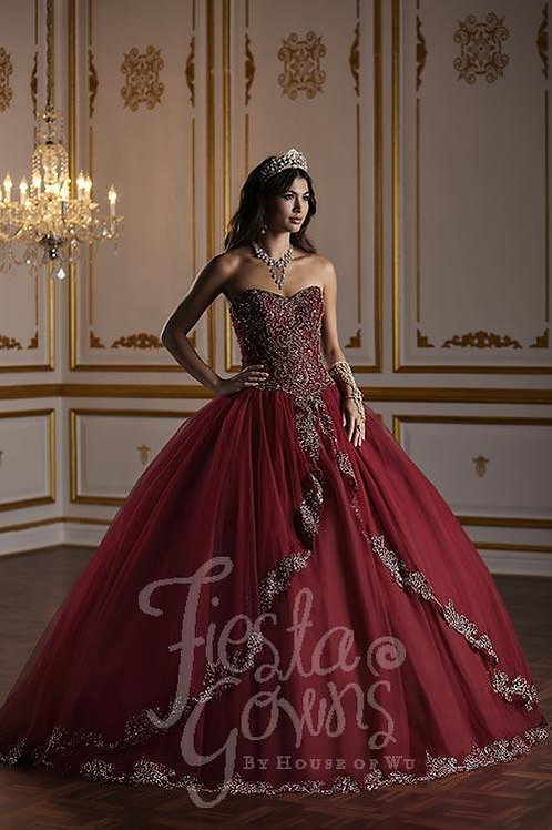 Fiesta Gowns 56381