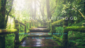 The Garden of Letting Go - A Hypnotic Meditation by Paul Barnes, C.Ht.