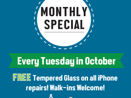Our October Special!