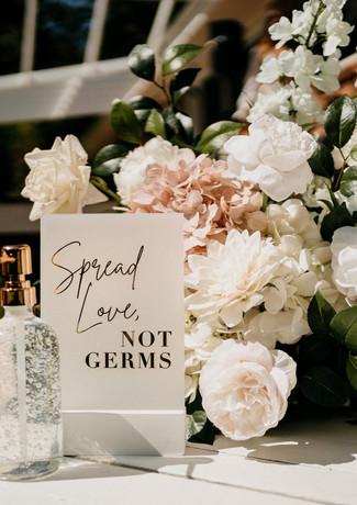 Weddings central coast flower styling event & wedding planning