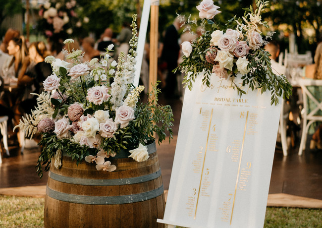 hunter valley wedding planner central coast event styling