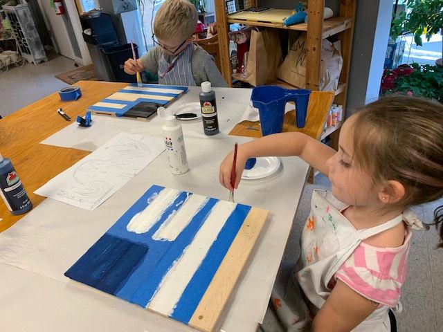 Homeschool Craft Workshop