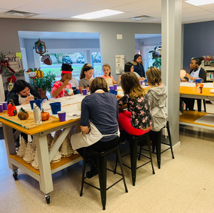 Children Craft Parties at The Makers Workshop