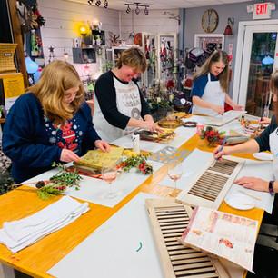 Wednesday Arts and Crafts Night
