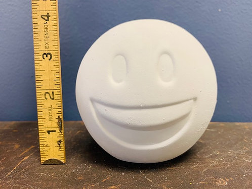 Ceramic Happy Emoji
