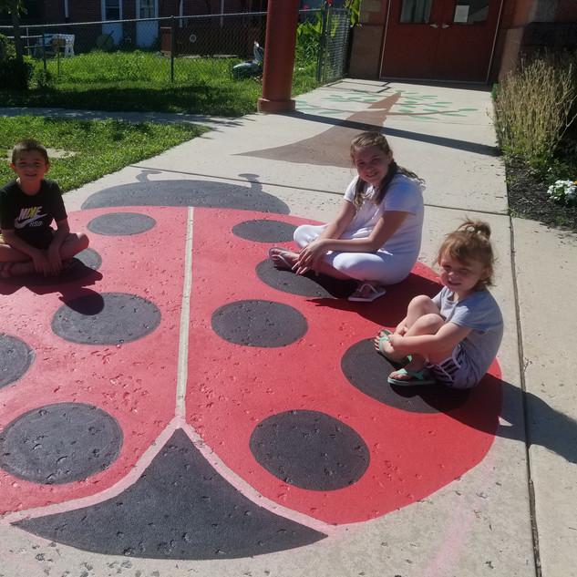 Playground Ladybug