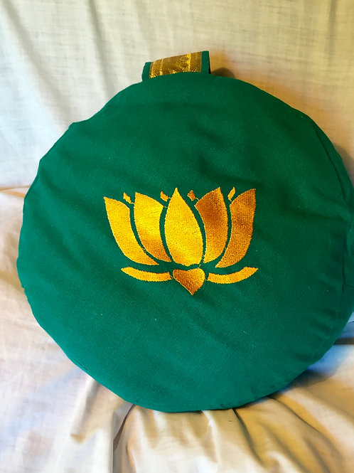 Meditation Cushion (Green)