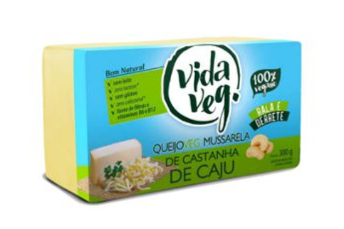 Queijo mussarela vegana Vida Veg 300g