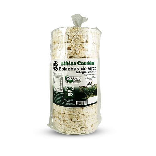 Bolacha de arroz, 120g