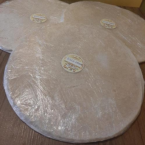 Disco de Pizza Grande sem recheio