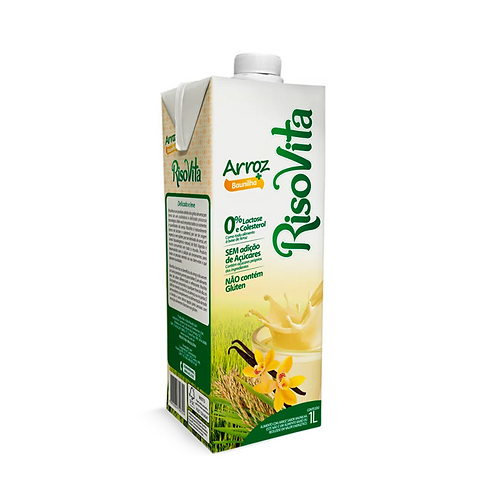 Leite de arroz RisoVita 1L