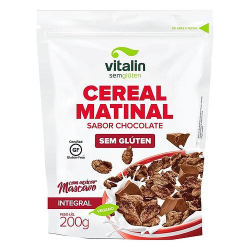 Cereal Matinal Chocolate Integral Vitalin 200g