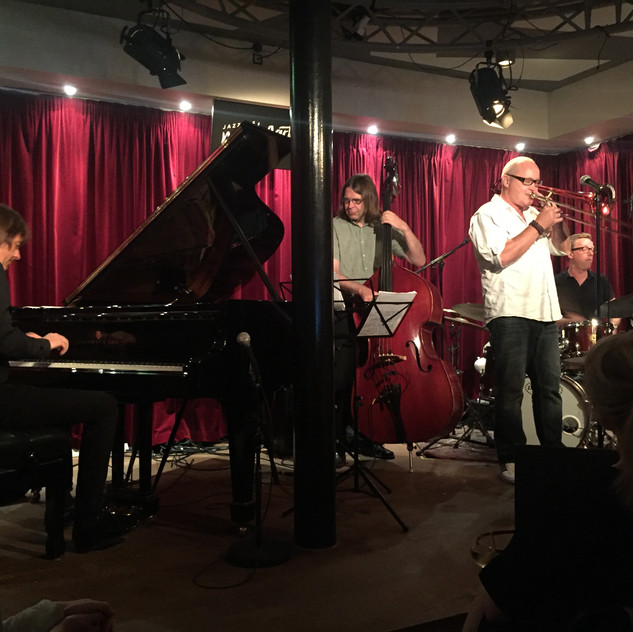 Nils Landgren & Jan Lundgren quartet