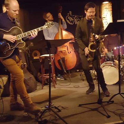 Seamus Blake at Nerr Nilsen