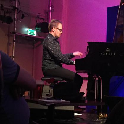Espen Berg Trio at Kampen Jazz