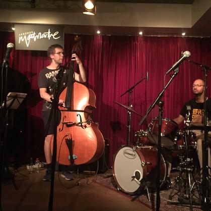 Jason Marsalis & Julian Haugland jamming