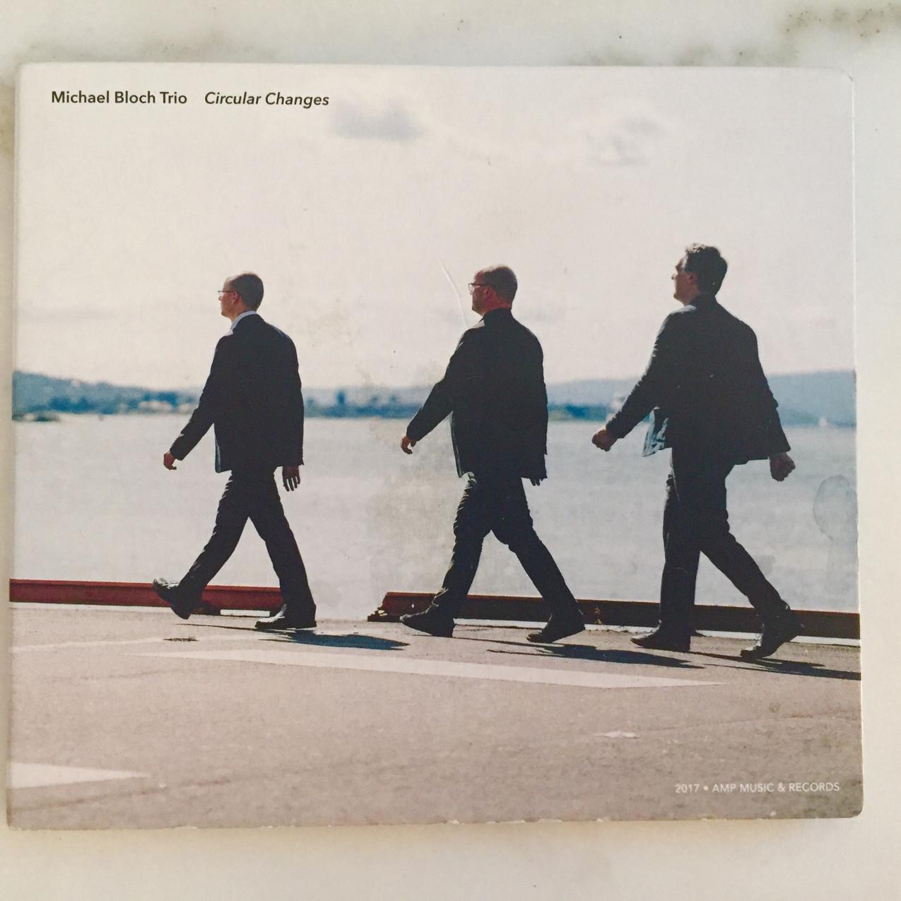 Michael Bloch Trio (CD cover)