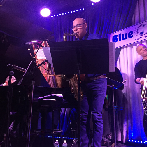 Joshua Redman at Blue Note
