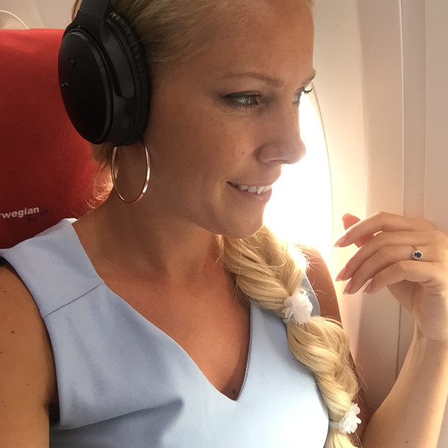 On my way to Copenhagen