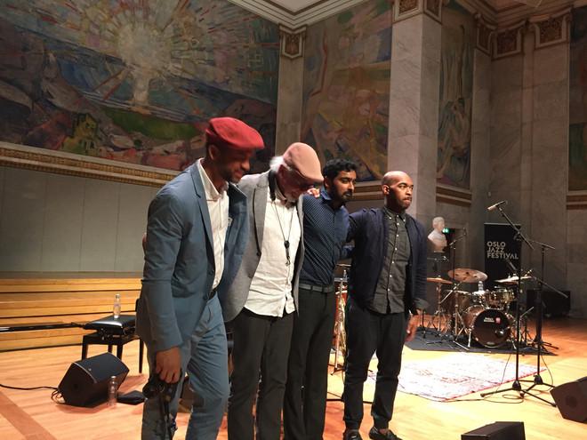 8. Oslo Jazz Festival 2016