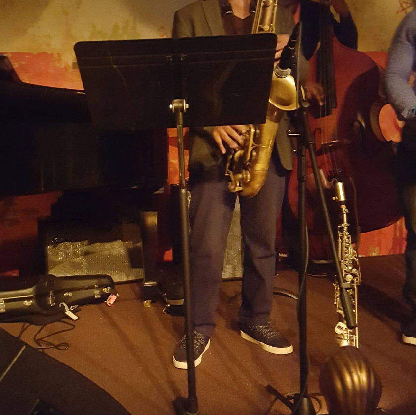 The E.J. Strickland Quintet