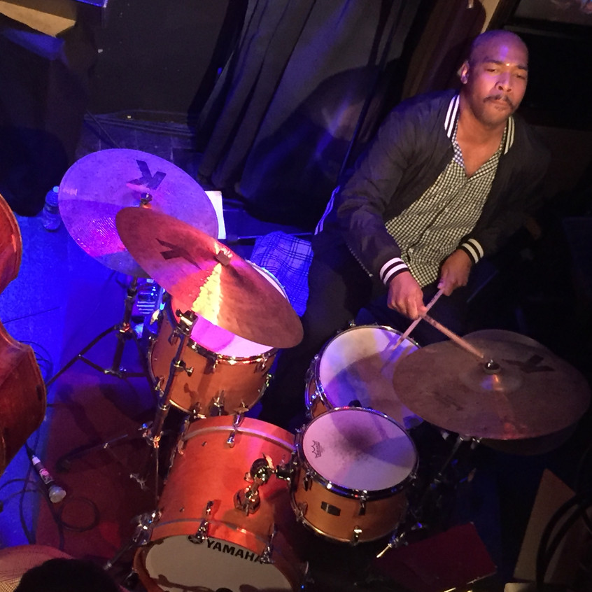 Eric Harland at Duc des Lombards
