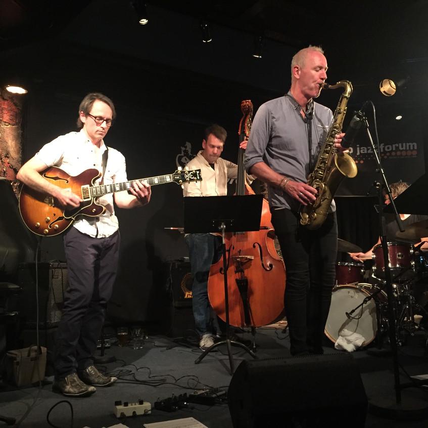 Asle Røe Quartet