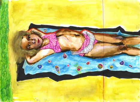 Sunbather