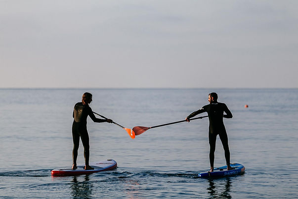 Stand Up Paddle SSD©