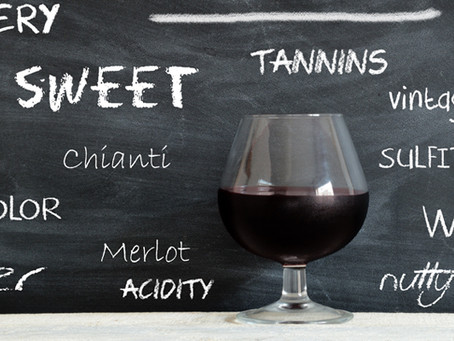 Wine Terms