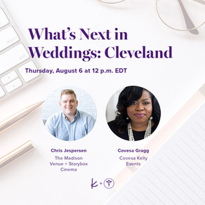 What's Next in Weddings: Cleveland