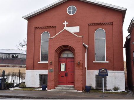 The Buffalo News announces Michigan Street Baptist Church newly funded renovation project.