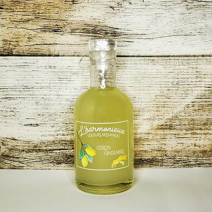 Citron gingembre - 20cl