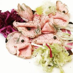 Ma che cavolo!__#insalata di 3 #cavoli, #finocchio #maionese di #cavolorosso e #acchiughe, #roastbee