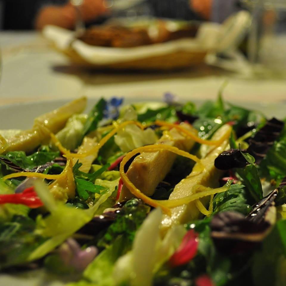 insalata tacchino