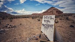 SEV 1 FOR PRESIDENT